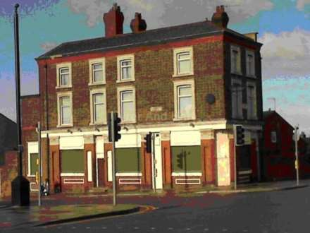 Pub, Stanley Road, Liverpool