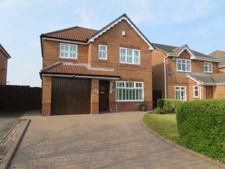4 Bedroom Detached, Cairnwell Road, Chadderton