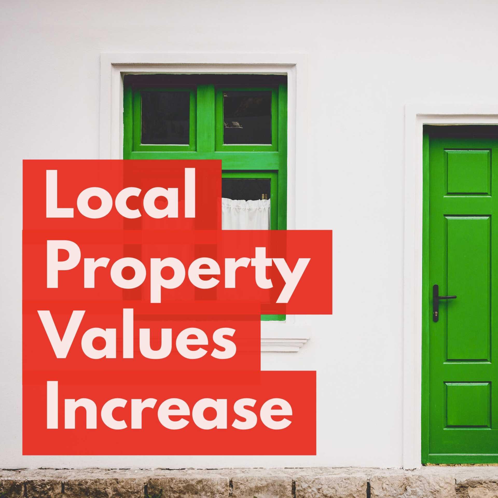 Value of Worthing Property Market rises £40.9m