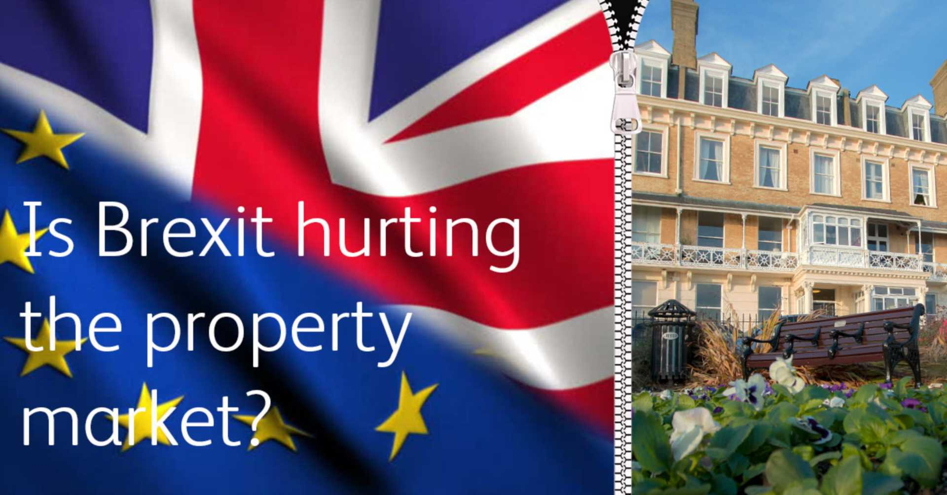 Is Brexit Hurting The Property Market?