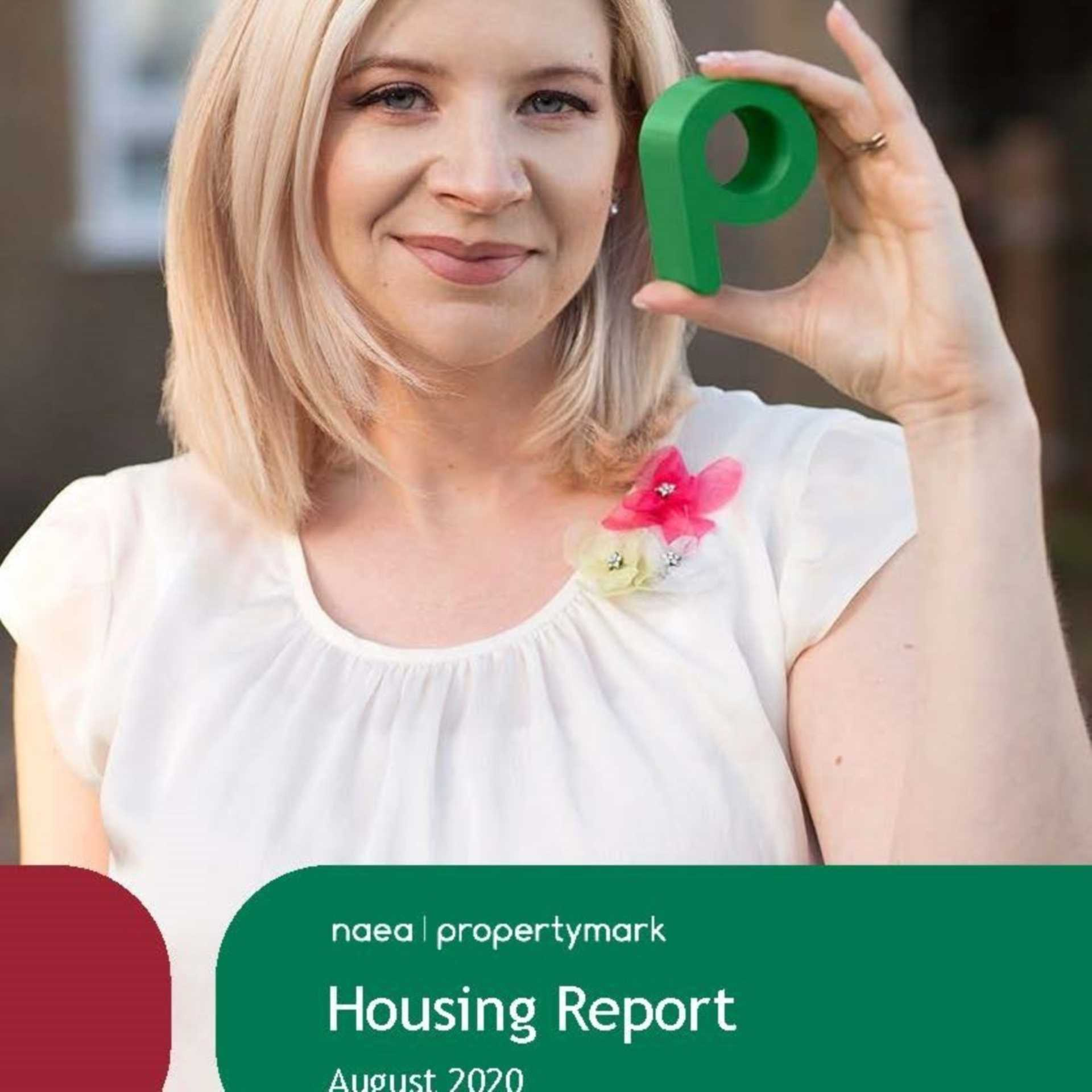 Housing Report, August 2020