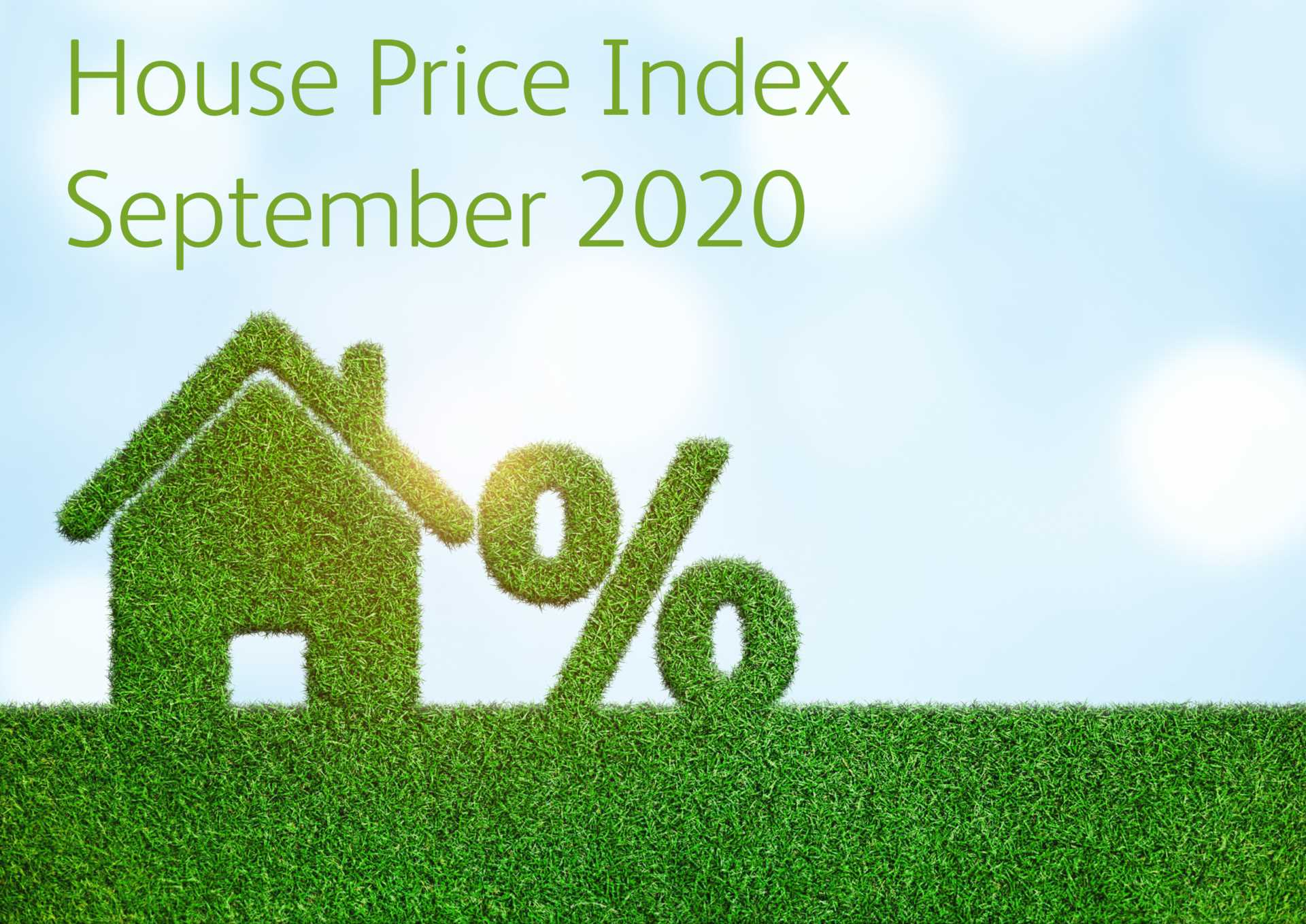 Nationwide House Price Index, September 2020