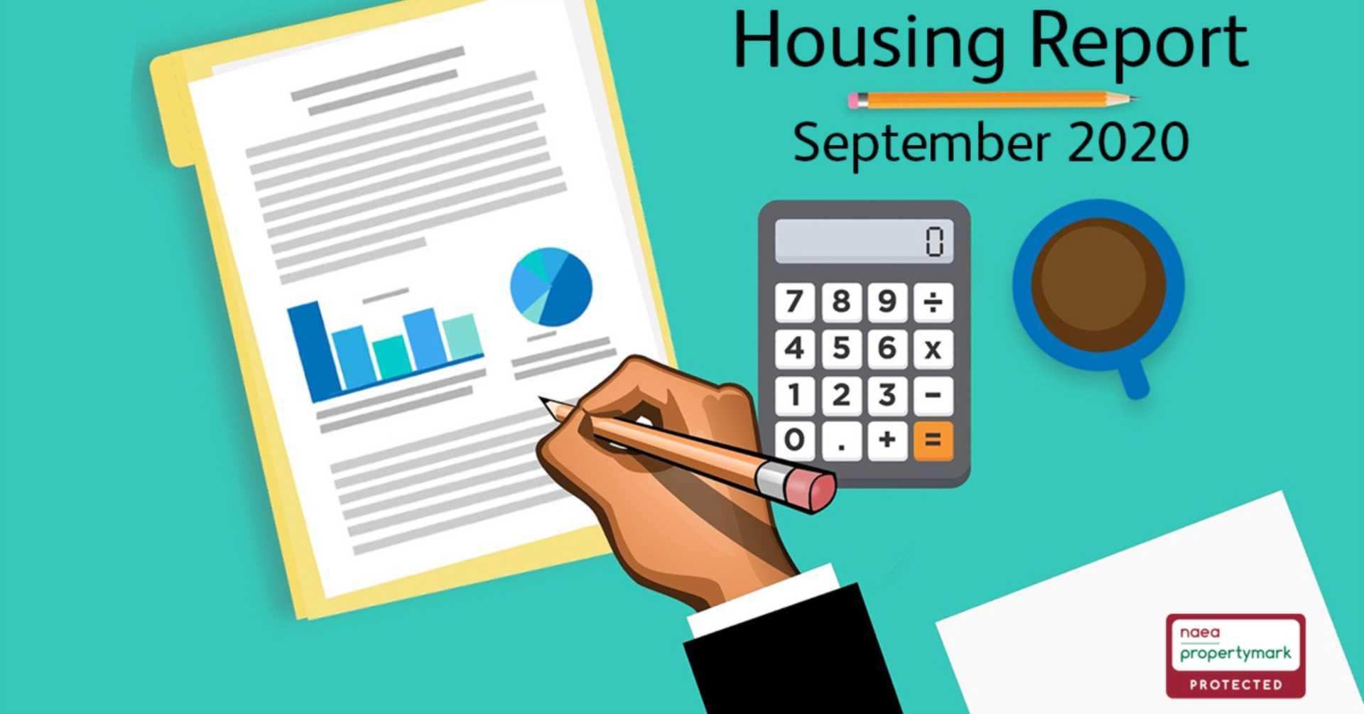 Housing Report, September 2020