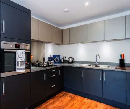 1 Bedroom Apartment, Mellor House, E14