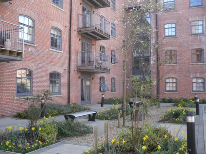 This Property With A Great Terrace Is Perfect For Soaking Up These Spring Rays We`Re Getting!