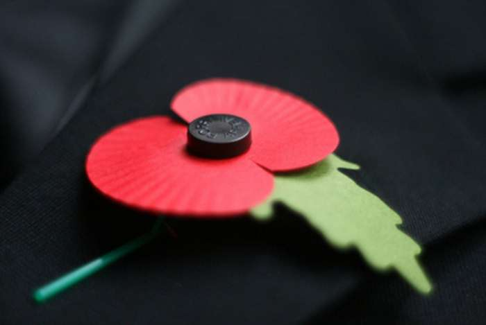 Show Your Respect, Get Your Poppy On!