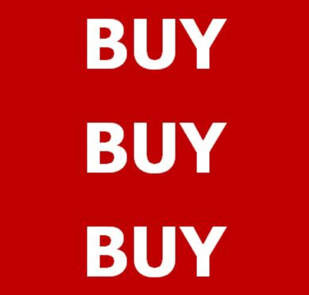 Buy Buy Buy!