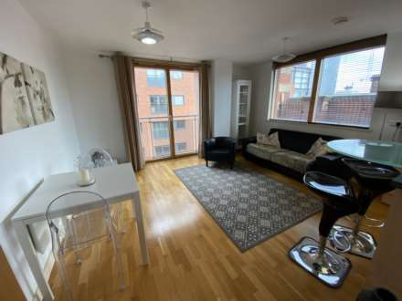 2 Bedroom Apartment, Bauhaus, Castlefield