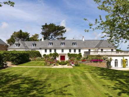 8 Bedroom Manor House, St Brelade
