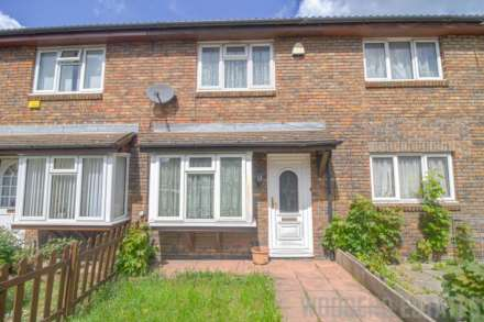 2 Bedroom Terrace, Hindhead Close, Uxbridge
