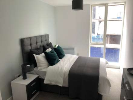 1 Bedroom Apartment, North Central, Angel Street, Manchester