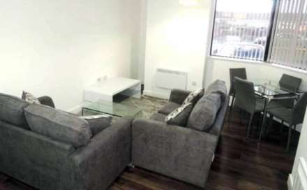 2 Bedroom Apartment, Furnished Apartment at Hagley Road, Birmingham