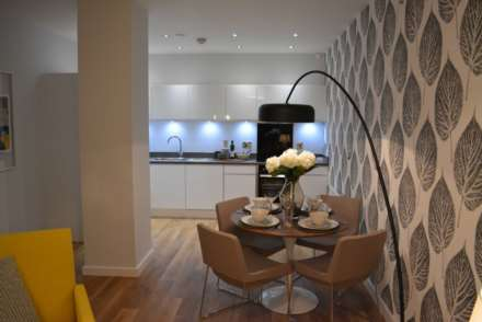 2 Bedroom Apartment, Tate House, New York Road, Leeds City Centre