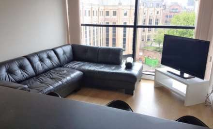 2 Bedroom Apartment, Pall Mall, Liverpool