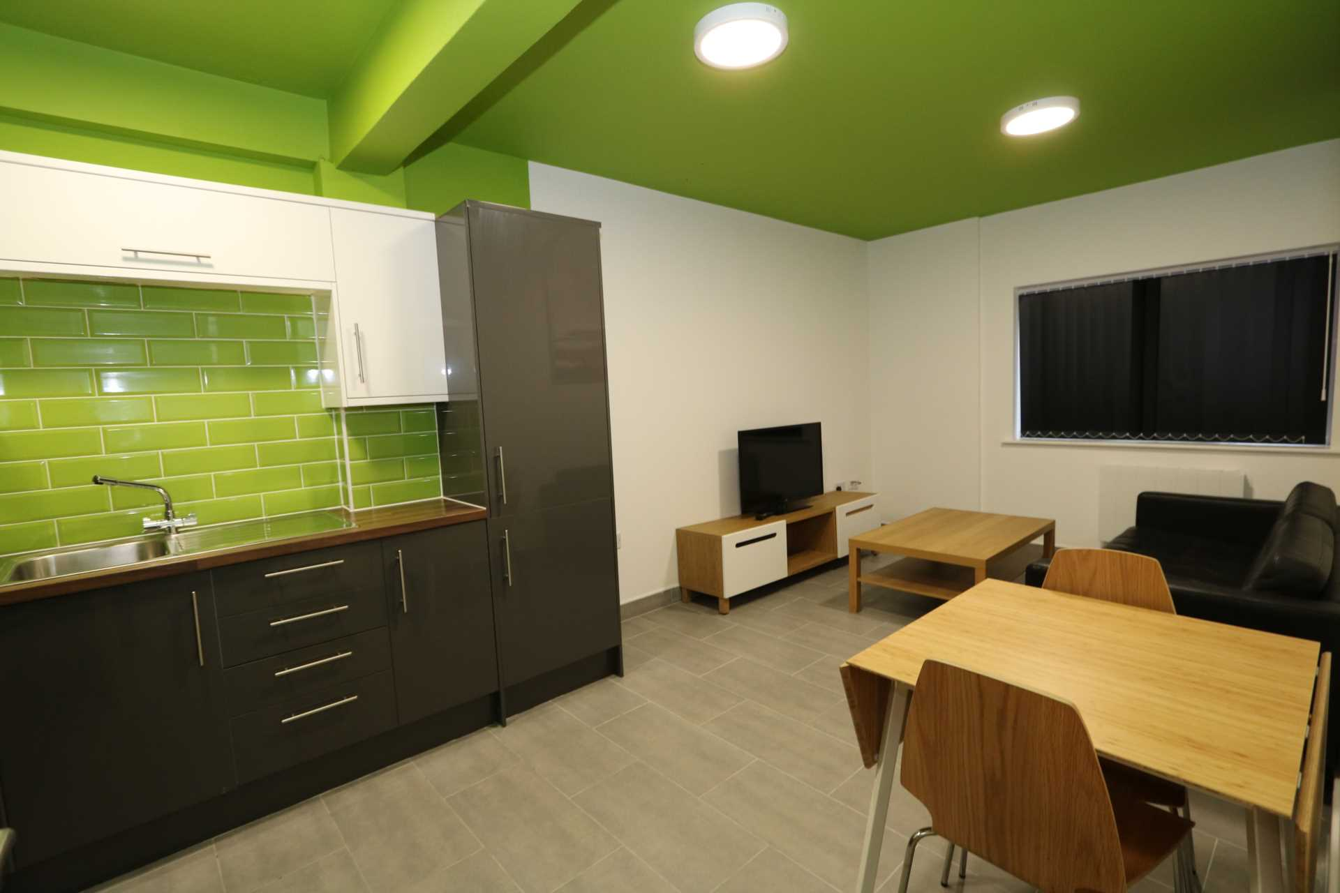 Room 9A Kings Court new development fully furnished student accommodation all bills included - NO FEES, Image 4