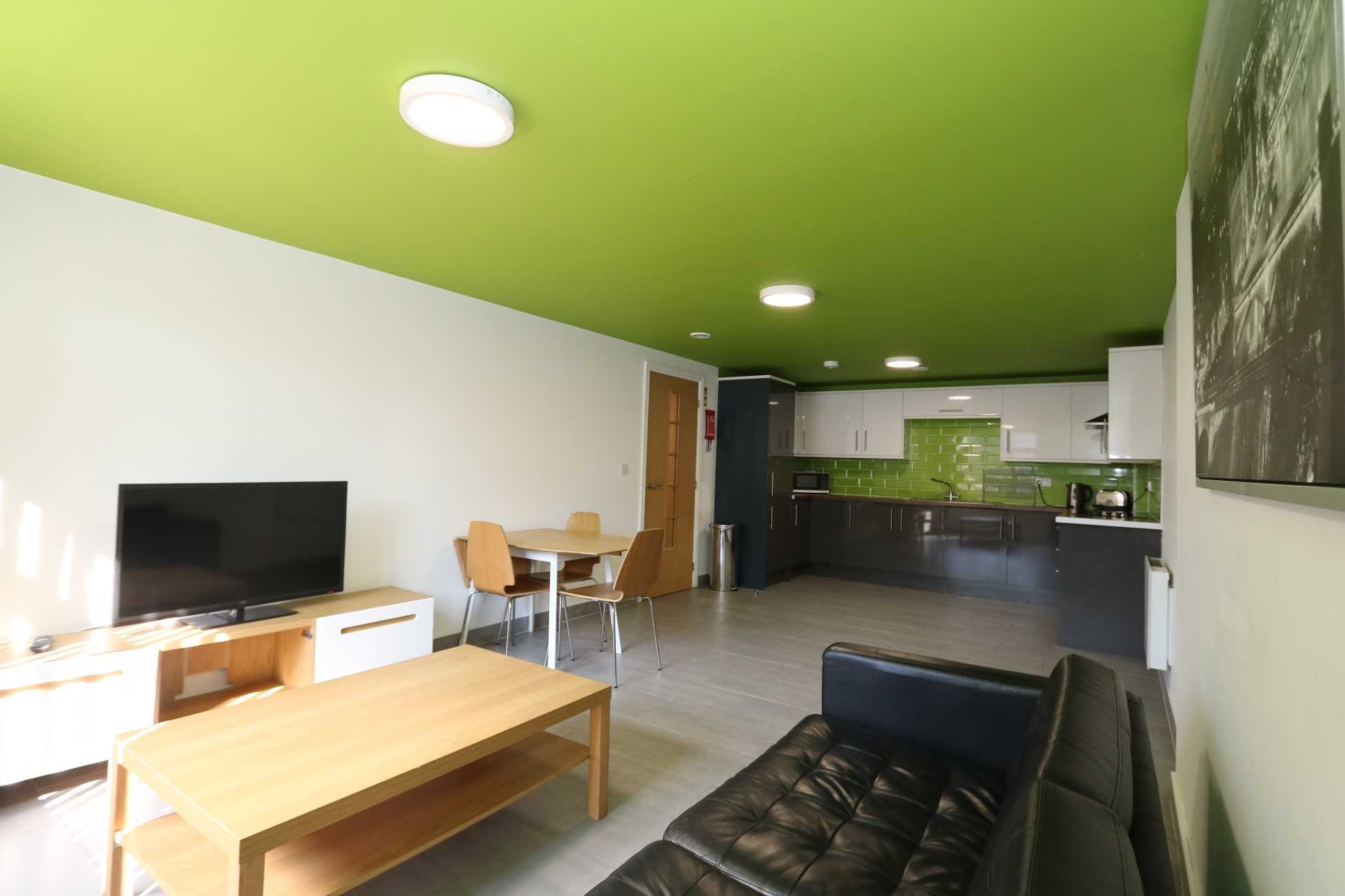 Room 1C Kings Court new development fully furnished student accommodation with en suite, all bills included - NO FEES, Image 7