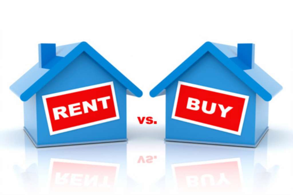 Is Renting Going To Overtake Homeownership?